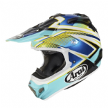 Arai  MX-V... DAY BLUE